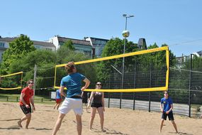HSBA Sport Beachvolleyball