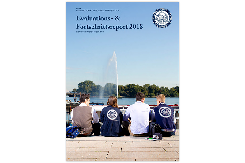 HSBA Evaluationsreport Cover