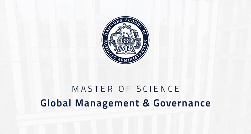 Global Management & Governance (MSc)